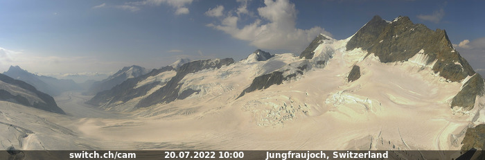 WebCam Junfraujpch